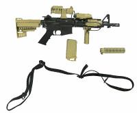 VH: Navy SEAL DEVGRU - Machine Gun w/ Strap