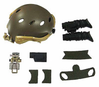 VH: US Army 82nd Airborne Division - Helmet w/ Accessories