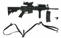 VH: US Army 82nd Airborne Division - Machine Gun w/ Accessories