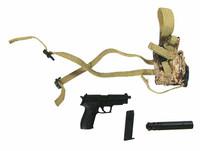 VH: Navy SEAL DEVGRU - Pistol w/ Holster