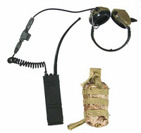 VH: Navy SEAL DEVGRU - Radio w/ Accessories