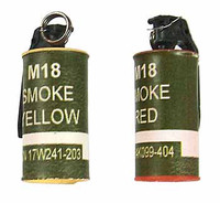 VH: Navy SEAL DEVGRU - Smoke Grenades