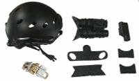 VH: CQB v3 - Helmet w/ Accessories