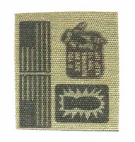 VH: US Army EOD - Patches