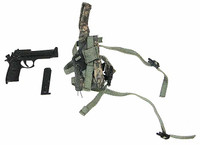 VH: US Army EOD - Pistol w/ Holster