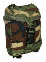 VH: US Army EOD - Camo Pouch w/ Clasp