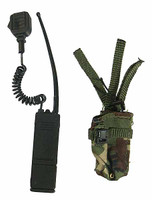 VH: US Army EOD - Radio w/ Pouch