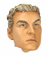 Flash Gordon: Buster Crabbe - Head w/ Neck Joint