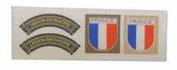 French Foreign Legion - Patches