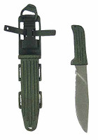 Navy SEALs Gunner - Knife w/ Sheath