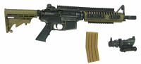 Task Force 88 - Machine Gun