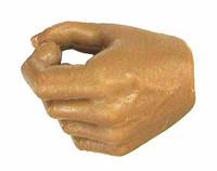 Gladiator Warriors: Priscus: Gaul of Capua - Left Closed Grip Hand