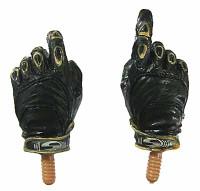 TCT Combat Diver - Gloved Hands