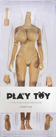 Play Toy Female Nude -  XL Breast Boxed Figure