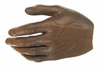 Michael Jordan: Road Version #23 - Left Relaxed Hand