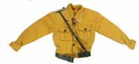 Jakob G. - Yellow Shirt w/ Belt and Strap