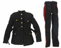 Frank: USMC Force Recon - Uniform (Dress Blues)