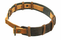 Roman Gladiator Coach - Belt (Tan & Brown)