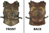 Roman Gladiator Coach - Body Armor