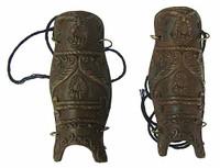 Roman Gladiator Coach - Leg Armor