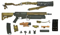 MARSOC: Team Operator - Machine Gun w/ Accessories