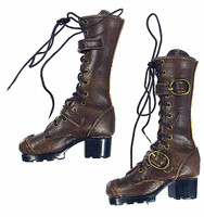 Steampunk Girl - Boots w/ Ball Joints