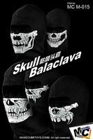 Skull Balaclava - Accessory Set