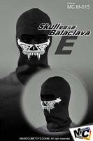 Skull Balaclava Set - Balaclava E