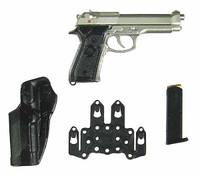 Revenger - Pistol w/ Molle Holster