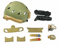 VH: CCT - Helmet w/ Accessories