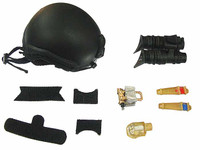 VH: PMC - Helmet w/ Accessories