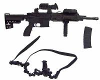 VH: PMC - Machine Gun w/ Accessories