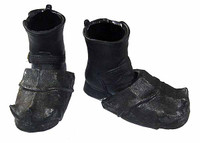 Gothmog - Boots w/ Armor (For Feet)