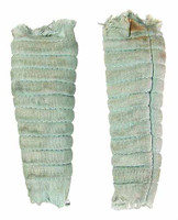 Gladiator Warriors: Verus - Cloth Arm Wraps (Blue)