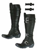 DC Comics: Catwoman - Boots w/ Bent Toes