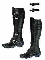 DC Comics: Catwoman - Boots w/ Flat Toes
