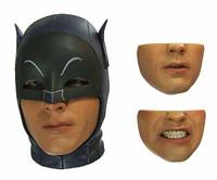 1966 Batman - Adam West Head w/ Extra Face Inserts