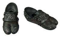 Mortal Kombat: Sub Zero - Tabi Shoes (No Ball Joints)