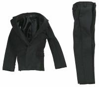 VC: Men's Suits - Black Suit Coat & Pants
