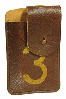 Iron Island: Jack-3 - Leather Pouch