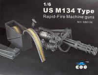 M134 Rapid Fire Machine Gun - Boxed Accessory Set