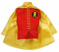 1966 Robin - Cape & Vest Combo (Stitched Together)