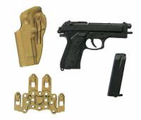 VH: Mercenary 2.0 - Pistol w/ Molle Holster