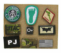 USAF Pararescue Jumpers Type B - Patches