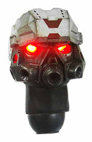 The Killing Field: Shock Infantry - Head w/ Lights (Batteries Not Included) (Limit 2)