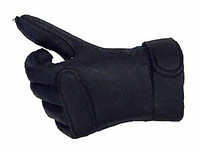 Purple Girl -  Left Gripping Hand