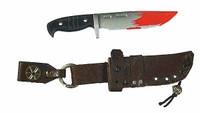 Gangster Kingdom: Spade 4 - Knife w/ Sheath