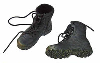 SWAT Assaulter: Driver - Lace up Boots (For Feet)