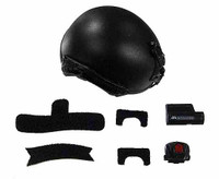 SWAT Assaulter: Driver - Helmet w/ Accessories