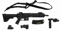 SWAT Assaulter: Driver - Machine Gun w/ Accessories